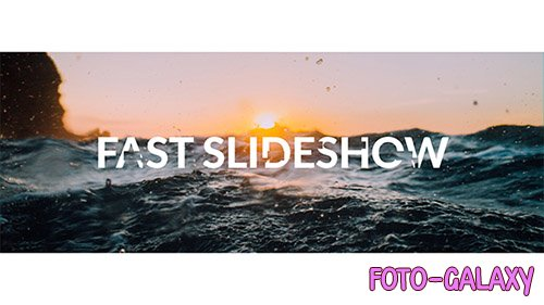 Fast Slideshow 19813615 - Project for After Effects (Videohive)