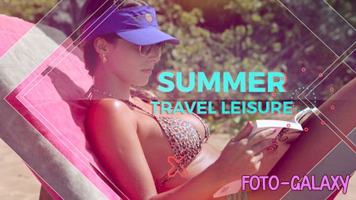 Summer 17663950 - Project for After Effects (Videohive)
