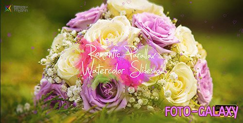 Romantic Parallax Slideshow 19807325 - Project for After Effects (Videohive)