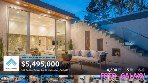 Realtor Pro - Real Estate Slideshow - Project for After Effects (Videohive)