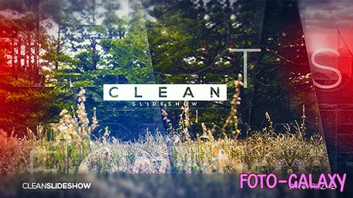Clean Slideshow 19809592 - Project for After Effects (Videohive)