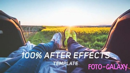 Cinematic Slideshow 35905 - After Effects Templates