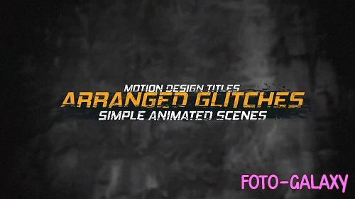 Dirty Titles 2 35412 - After Effects Templates