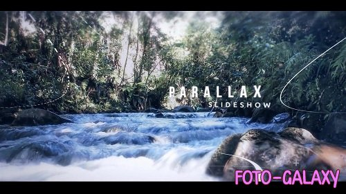 Circle Parallax Slideshow Opener 35697 - After Effects Templates