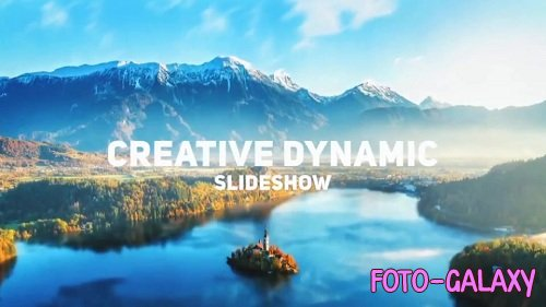 Fun & Dynamic Slideshow 35990 - After Effects Templates