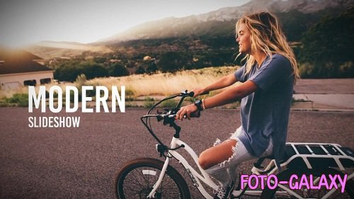 Modern Slideshow 36263 - After Effects Templates