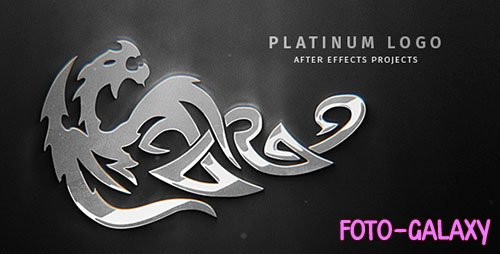 Platinum Logo - Project for After Effects (Videohive)