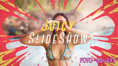 Juicy Slideshow - Project for After Effects (Videohive)