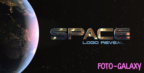 Space Logo Reveal 14951556 - Project for After Effects (Videohive)