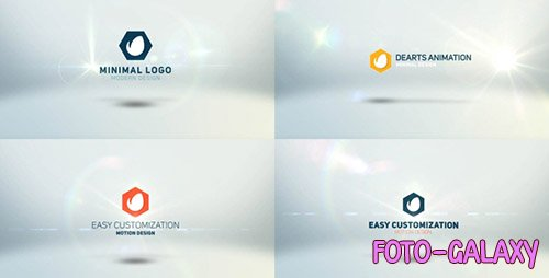 Minimal Modern Logo - Project for After Effects (Videohive)