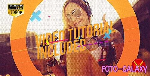 Intro Photo Opener 2 - Project for After Effects (Videohive)