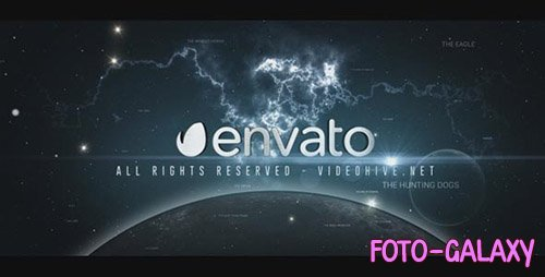 Space Trailer 20193890 - Project for After Effects (Videohive)