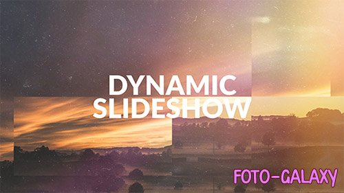 Dynamic Slideshow 20018451 - Project for After Effects (Videohive)
