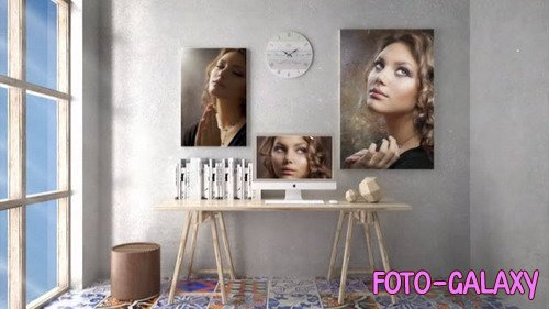 Проект ProShow Producer - Painting Gallery