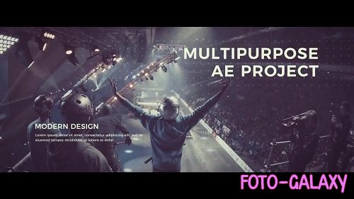 Cinematic Demo Reel 33292 - After Effects Templates