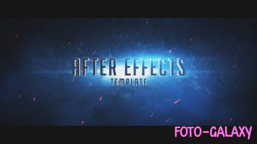 After Effects Template - Epic Trailer Titles