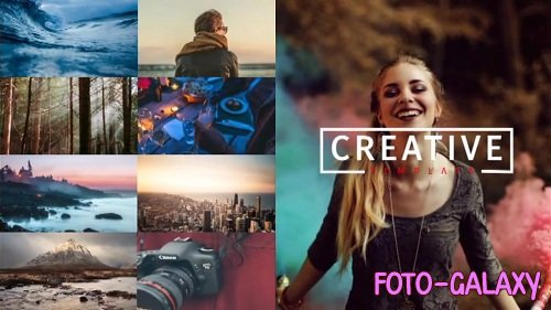 Modern Slide 38032 - After Effects Templates