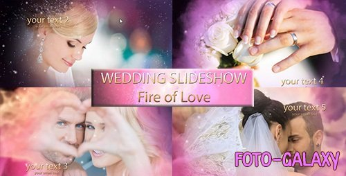 Fire of Love - After Effects Templates
