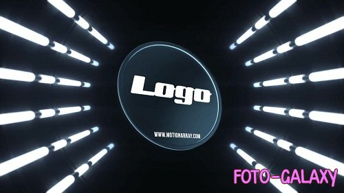 Light Tunnel Logo 22682 - After Effects Templates