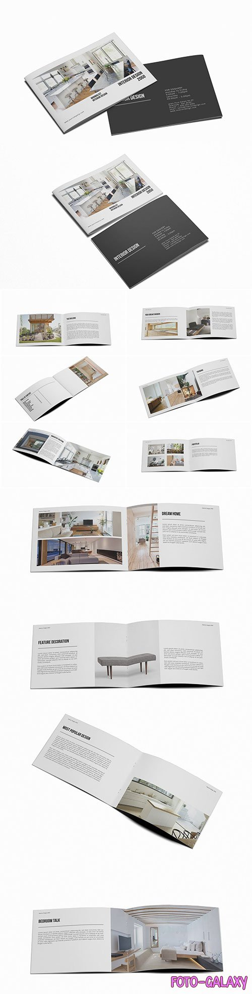 Interior Design Brochure #2