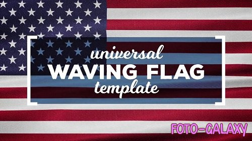 Waving Flags Maker 39289 - After Effects Templates