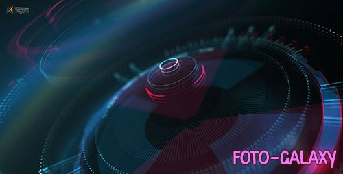 Hi-Tech HUD Logo Reveal 17522904 - Project for After Effects (Videohive)