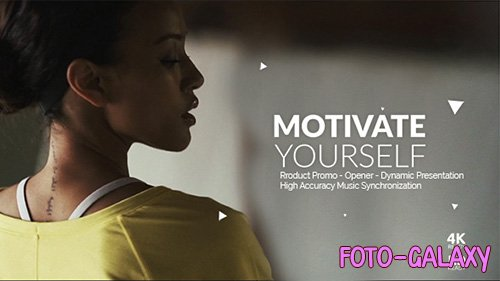 Workout Motivation Opener - Project for After Effects (Videohive)