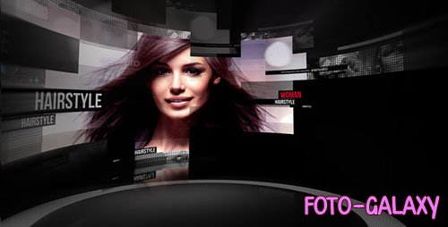 Curved Screen 19319657 - Project for After Effects (Videohive)