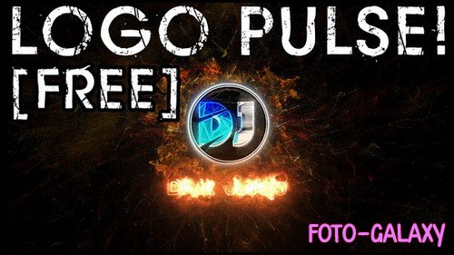 Motion Logo Pulse - After Effects Template