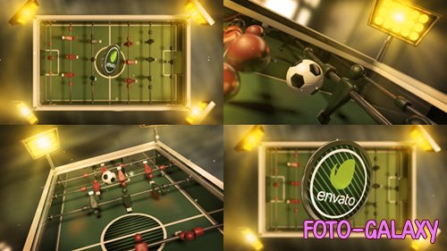Soccer Logo 20281690 - Project for After Effects (Videohive)