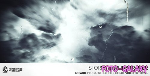 Stormy Clouds Trailer - Project for After Effects (Videohive)