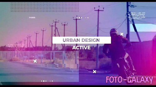 Urban Opener 42061 - After Effects Templates