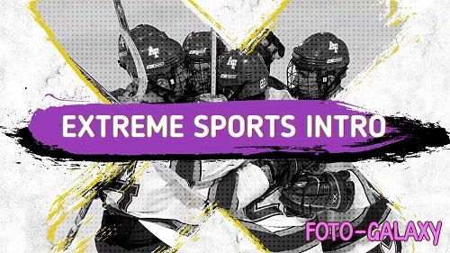 Extreme Sports Intro 41992 - After Effects Templates