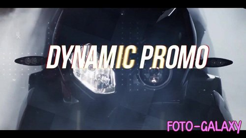 Dynamic Vlog 41922 - After Effects Templates