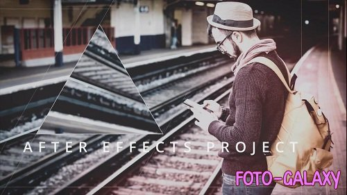 Geometrica Slideshow 42063 - After Effects Templates