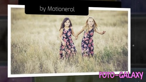 Photo board Slideshow 43003 - After Effects Templates