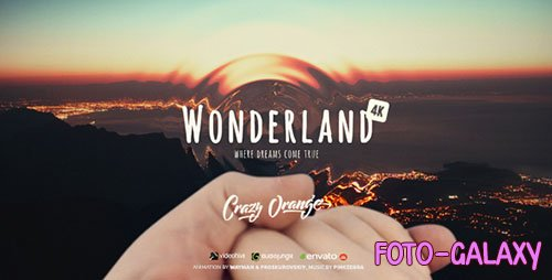 Wonderland | Love Story - Project for After Effects (Videohive)