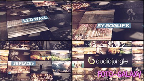 The Led Wall - Project for After Effects (Videohive)