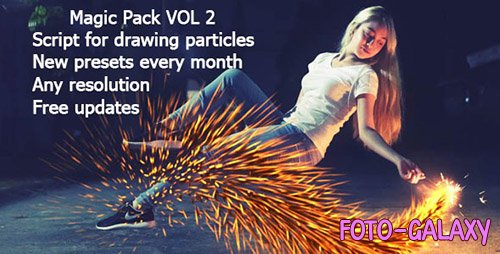 Particular Presets - Magic Pack II - After Effects Presets+AE (Videohive) [update 5 June 17]