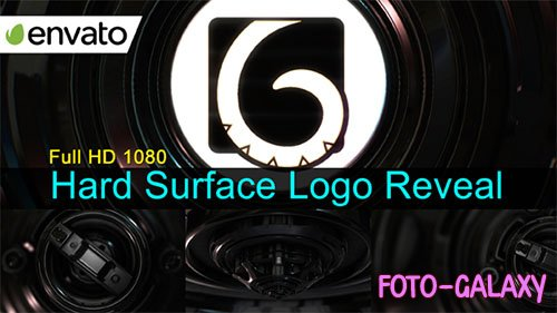 Hard Surface Logo Reveal / Element 3D - Project for After Effects (Videohive)