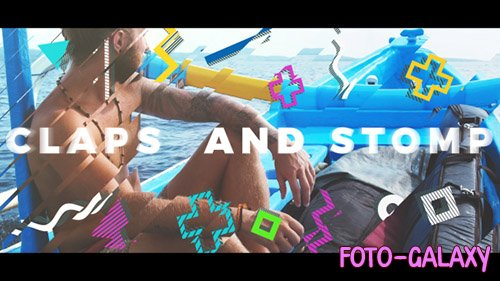 Summer Stomp Logo - Project for After Effects (Videohive)