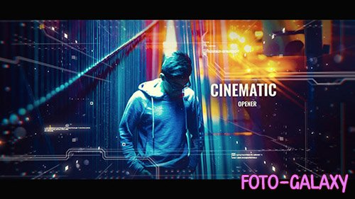 Cinematic Opener 20383409 - Project for After Effects (Videohive)