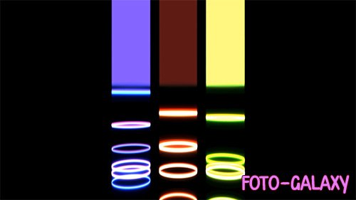 Party Bars   VJ Motion Background