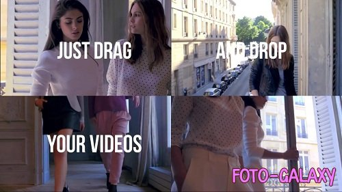 Modern Fashion Opener 43580 - After Effects Templates
