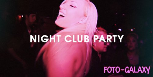 Night Club Party 18837935- Project for After Effects (Videohive)