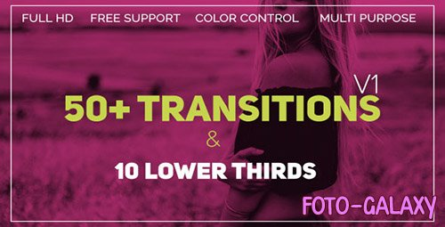 Transitions 20562424 - Project for After Effects (Videohive)