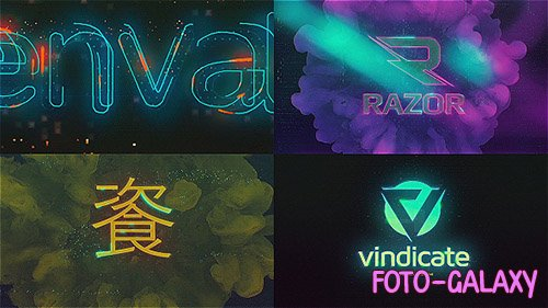 Cyberpunk Glitch Logo Reveal 16577102 - Project for After Effects (Videohive)