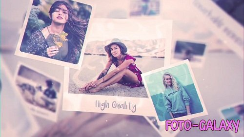 Life Journey - After Effects Templates