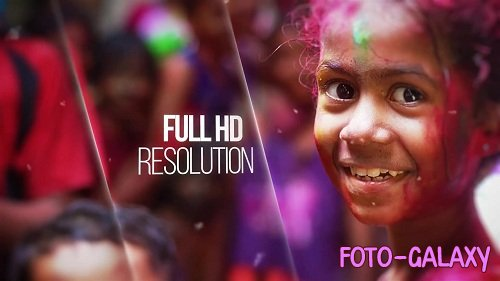 Photo Video Slideshow - After Effects Templates