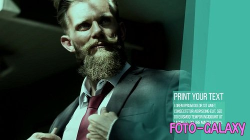 Simple Corporate Slidesh - After Effects Templates